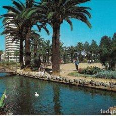 Postales: HUELVA Nº 1444 JARDINES DEL PUERTO .- ESCUDO DE ORO / SUBIRATS . Lote 132978174