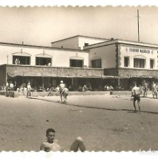 Postcards - ANTIGUA POSTAL ALMERIA CENTRO NAUTICO 1963 FOTO ED AISA - 133315858