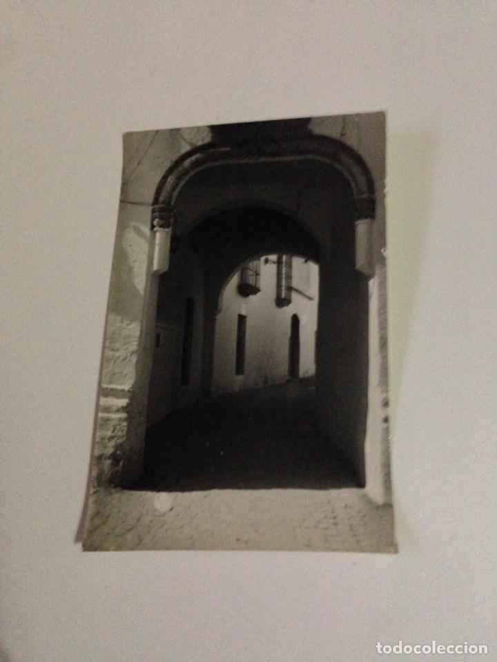POSTAL ANTIGUA,10-UTRERA,POSTIGO DE LA MISERICORDIA (SIGLO XIV). (Postales - España - Andalucía Antigua (hasta 1939))