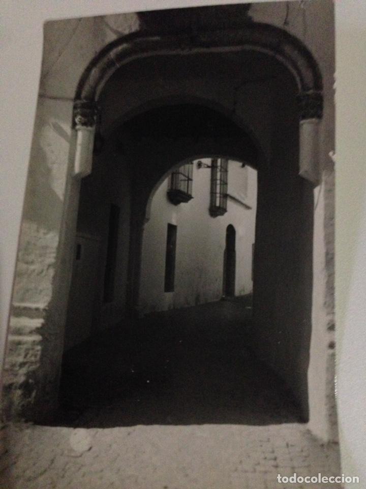 Postales: Postal antigua,10-utrera,postigo de la misericordia (siglo XIV). - Foto 2 - 133405895