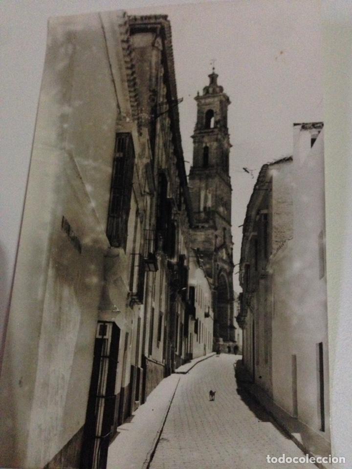 Postales: Postal antigua,30-utrera,calle de rodrigo caro. - Foto 2 - 133407422