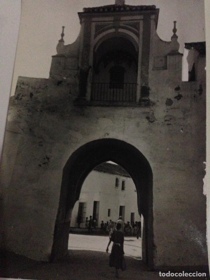 Postales: Postal antigua,2-utrera,Arco y puerta de la villa (siglo XIV). - Foto 2 - 133407987