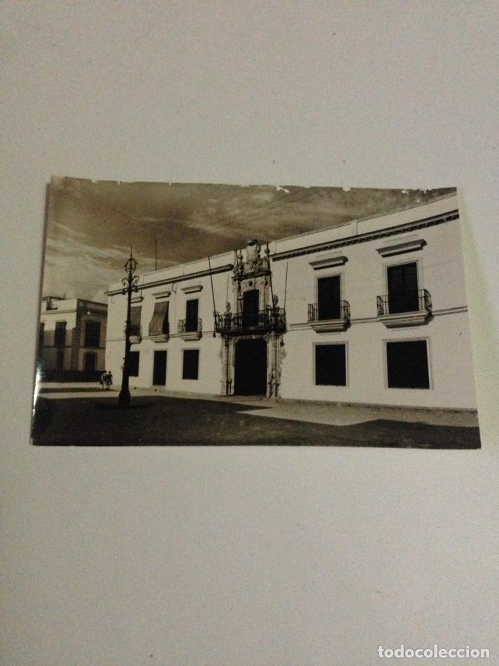POSTAL ANTIGUA,15-UTRERA,EXCMO. AYUNTAMIENTO-FACHADA. (Postales - España - Andalucía Antigua (hasta 1939))