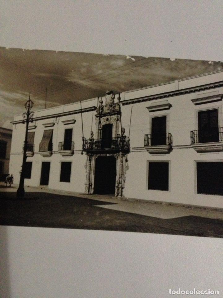 Postales: Postal antigua,15-utrera,excmo. ayuntamiento-fachada. - Foto 2 - 133408371