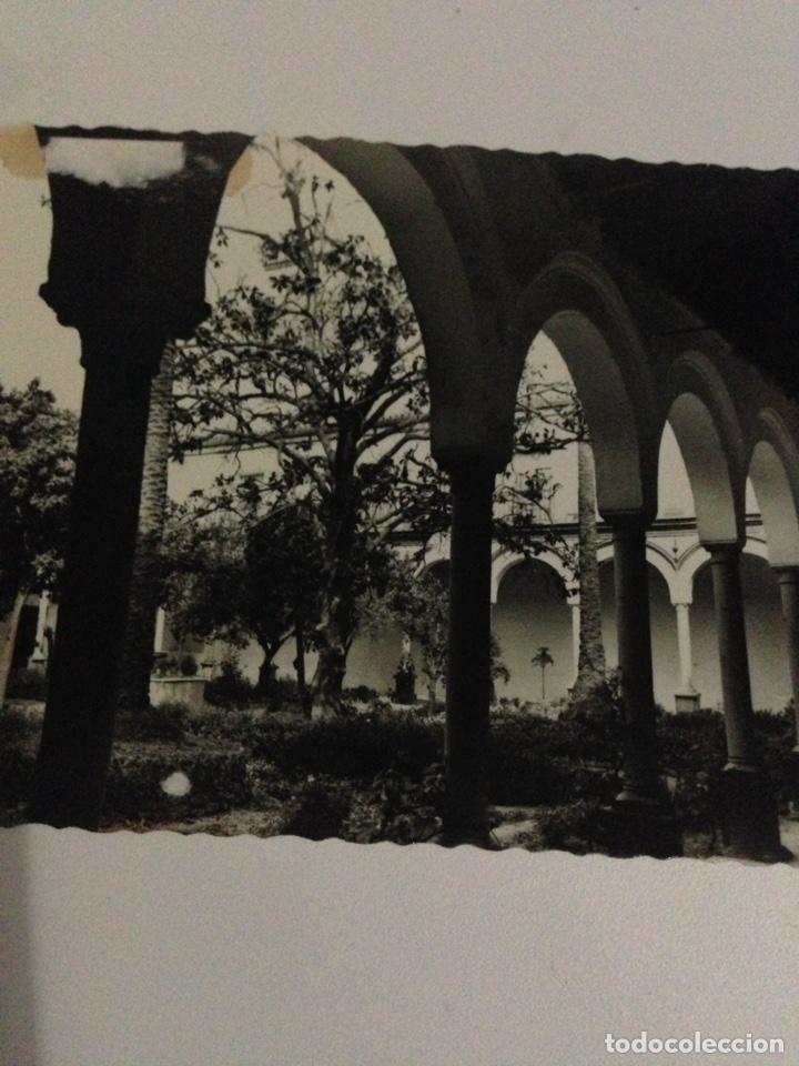 Postales: Postal antigua,9-utrera,antiguo convento anejo al santuario de nuestra señora de la consolacion. - Foto 2 - 133409191