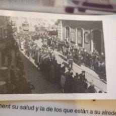 Postales: ANTIGUA TARJETA POSTAL CADIZ DESFILE MILITAR DIPUTACION FONDO EL TRANVIA - UNION UNIVERSAL CORREOS . Lote 134045494