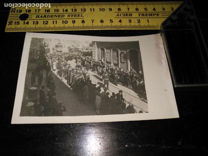 Postales: antigua tarjeta postal cadiz desfile militar diputacion fondo el tranvia - union universal correos - Foto 3 - 134045494