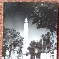 Postales: CHIPIONA - AVENIDA DEL FARO - ED. MALET - Nº 3. Lote 134089774