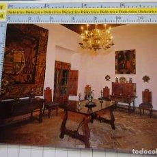 Postales: POSTAL DE CÓRDOBA. AÑO 1981. PALACIO DE VIANA, COMEDOR DE LOS MADRILEÑOS. 2233. Lote 134129874