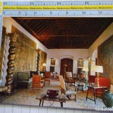 Postales: POSTAL DE CÓRDOBA. AÑO 1981. PALACIO DE VIANA, SALÓN DEL ARTESONADO 2240. Lote 134130050