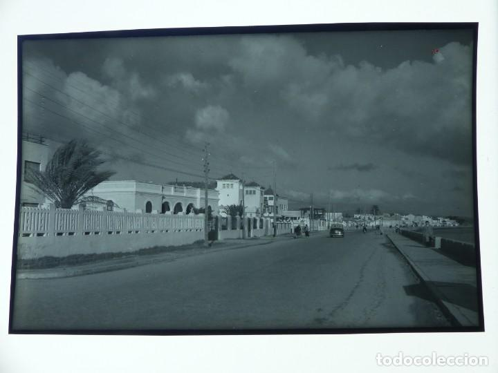 Postales: LA LINEA DE LA CONCEPCION, CADIZ - 7 CLICHES ORIGINALES - EN CELULOIDE - EDICIONES ARRIBAS - Foto 10 - 134215922