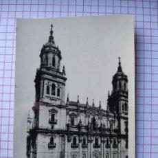 Postales: POSTAL JAEN FACHADA DE LA CATEDRAL - ED ARRIBAS. Lote 135412594