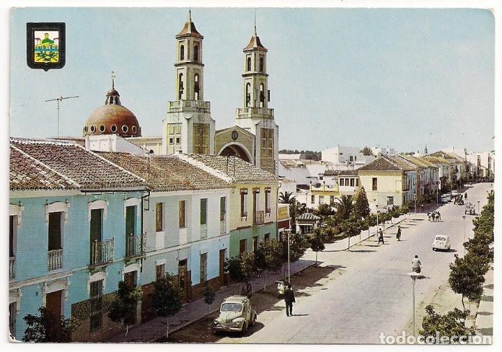 CÓRDOBA - PUENTE GENIL - VISTA PARCIAL. AVENIDA MANUEL REINA - Nº4 A.SUBIRATS CASANOVAS (Postales - España - Andalucia Moderna (desde 1.940))