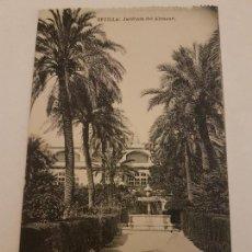 Postales: SEVILLA JARDINES DEL ALCAZAR . Lote 135798818