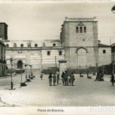 Postales: MOTRIL (GRANADA). PLAZA DE ESPAÑA. EDICIONES ARRIBAS Nº 1. FOTOGRÁFICA. . Lote 135847802