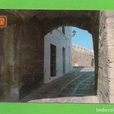 Postales: POSTAL - ARCO TÍPICO - VEJER DE LA FRONTERA - CADIZ -. Lote 135931950