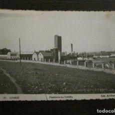Postales: LINARES- 82- FUNDICION LA TORTILLA - POSTAL ANTIGUA - (53.418). Lote 136603290