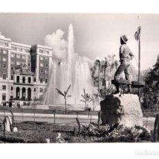 Postales: MÁLAGA.- MONUMENTO A EL CENACHERO Y FUENTE. 64 VISTABELLA.. Lote 136753774