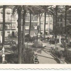 Postales: CÁDIZ - PLAZA DE CASTELAR - Nº 145 ED. ARRIBAS. Lote 136829998