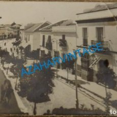 Postales: PARADAS, SEVILLA, CALLE JOSE ANTONIO, . Lote 137402926