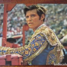 Postales: MANUEL BENITEZ EL CORDOBES ANTIGUA POSTAL FOTO TAURINA JOVEN TORERO TAUROMAQUIA SIN CIRCULAR. Lote 137418910