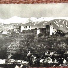 Postales: GRANADA - ALHAMBRA - EDITOR HIJOS DE GALLEGOS. Lote 137743854