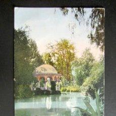 Postales: POSTAL SEVILLA. PARQUE MARÍA LUISA. PRIMERA EDICIÓN. CIRCULADA. AÑO 1903. . Lote 138097606