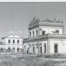 Postales: POSTAL 012767: ESTACION DE ZAFRA (HUELVA) AÑO 1992. Lote 138141356