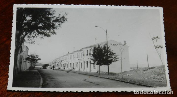 FOTOGRAFIA DE ESTEPA, SEVILLA, TAMAÑO POSTAL. FOTOGRAFO MARTOS. (Postales - España - Andalucía Antigua (hasta 1939))