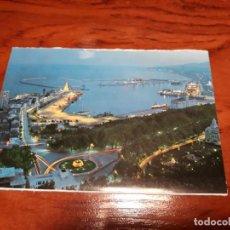 Postales: MALAGA - VISTA GENERAL DEL PUERTO - EDICIONES GARCIA GARRABELLA. Lote 138682614