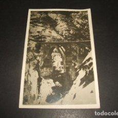 Postkarten - SIERRA NEVADA GRANADA TRANVIA FERROCARRIL POSTAL FOTOGRAFICA AÑOS 20 - 139043342