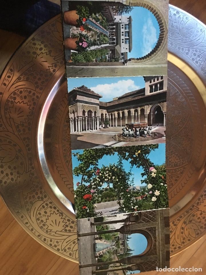 Postales: Foto libro recuerdo de granada 10 postales - Foto 2 - 139186836