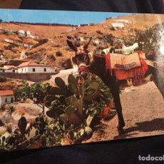 Postales: POSTAL SACRO MONTE GRANADA. Lote 139215156
