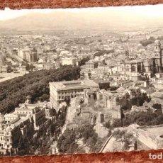 Postales: MALAGA - VISTA PARCIAL - ED: GARCIA GARRABELLA. Lote 139278346