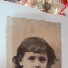Postales: POSTAL NIÑA 1935. Lote 139502438