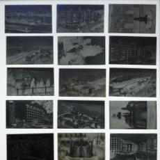 Postales: 30 CLICHES ORIGINALES - MALAGA - NEGATIVOS EN CELULOIDE - EDICIONES ARRIBAS. Lote 139553046