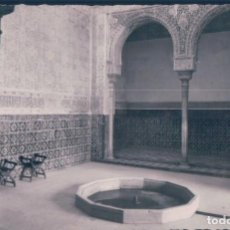Postales: POSTAL GRANADA - ALHAMBRA - SALA DE ABENCERRAJES - H A E. Lote 139887586