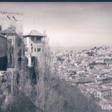 Postales: POSTAL GRANADA - VISTA PARCIAL - DOMINGUEZ 34. Lote 139888066