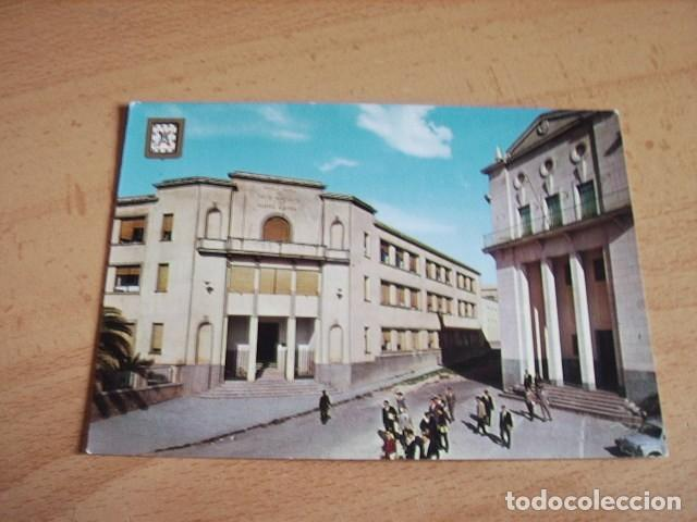 LINARES ( JAEN ) ESCUELA DE PERITOS INDUSTRIALES Y PERITOS DE MINAS (Postales - España - Andalucia Moderna (desde 1.940))