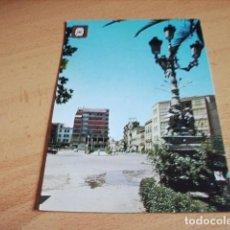Postales: LINARES ( JAEN ) GLORIETA DE LOS MARQUESES DE LINARES. Lote 139920862