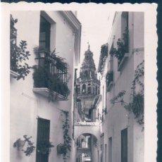 Postales: POSTAL CORDOBA - VISTA DE LA CALLEJA DE LAS FLORES 117 . Lote 139939694