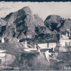 Postales: POSTAL GUADIX - VISTA DE CUEVAS - BOCANEGRA 319 - CIRCULADA SIN SELLO. Lote 139942834