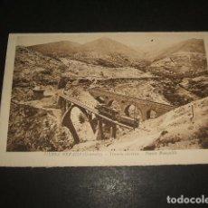Postkarten - SIERRA NEVADA GRANADA TRANVIA ELECTRICO PUENTE BLANQUILLO - 139993550