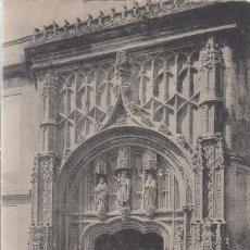 Postales: CORDOBA. CATEDRAL. PUERTA DE SAN JACINTO. POSTAL BLANCO Y NEGRO, SIN CIRCULAR. C. 1930. Lote 140426738