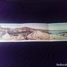 Postales: POSTAL MÁLAGA 47521 TRIPLE CIRCULADA EN 1910 SIN EDITOR. Lote 140429518