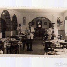 Postales: VELEZ - RUBIO (ALMERIA).- COMEDOR HOTEL MERENDERO. Lote 140509158