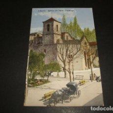 Postales: ALMERIA IGLESIA DE SANTO DOMINGO. Lote 140530122