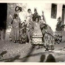 Postkarten - Granada – Danza de Gitanos – SC - Postal fotográfica. - 140891886