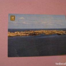 Postales: POSTAL DE CADIZ. VISTA AEREA. ED. SUBIRATS CASANOVAS. ESCRITA.. Lote 140939230