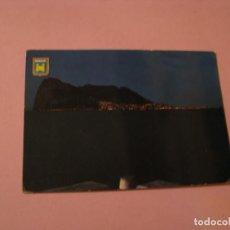 Postales: POSTAL DE LA LINEA. PEÑÓN DE GIBRALTAR. ED. SUBIRATS CASANOVAS. CIRCULADA 1964.. Lote 141131822